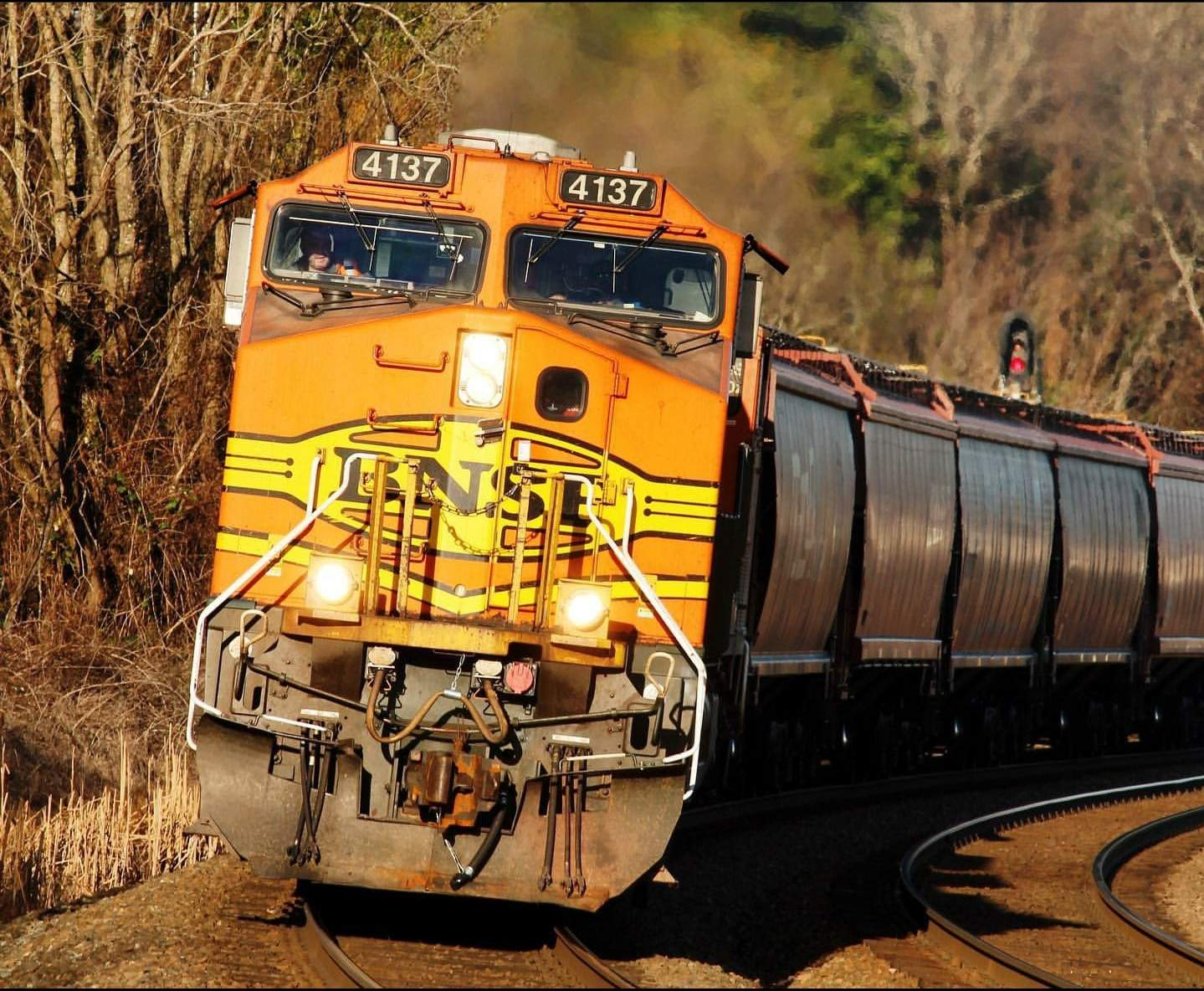 can trains go uphill