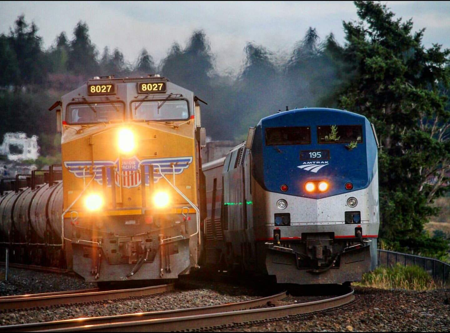 "Featured image for ""How Much Horsepower Does a Train Have? Passenger Locomotive"""