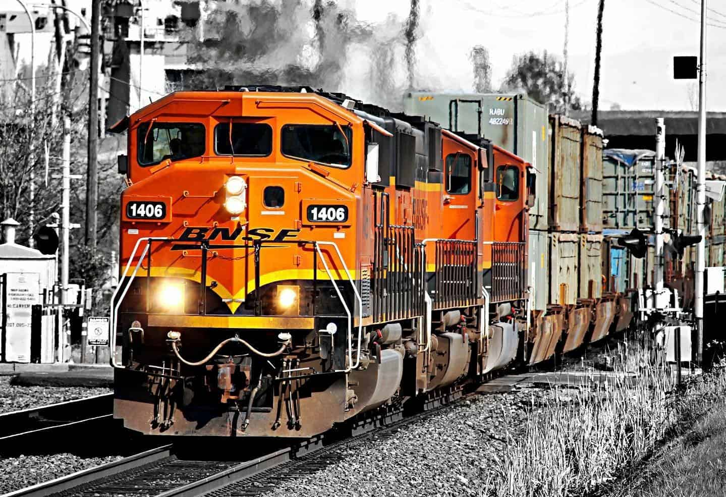 locomotive engineer bnsf