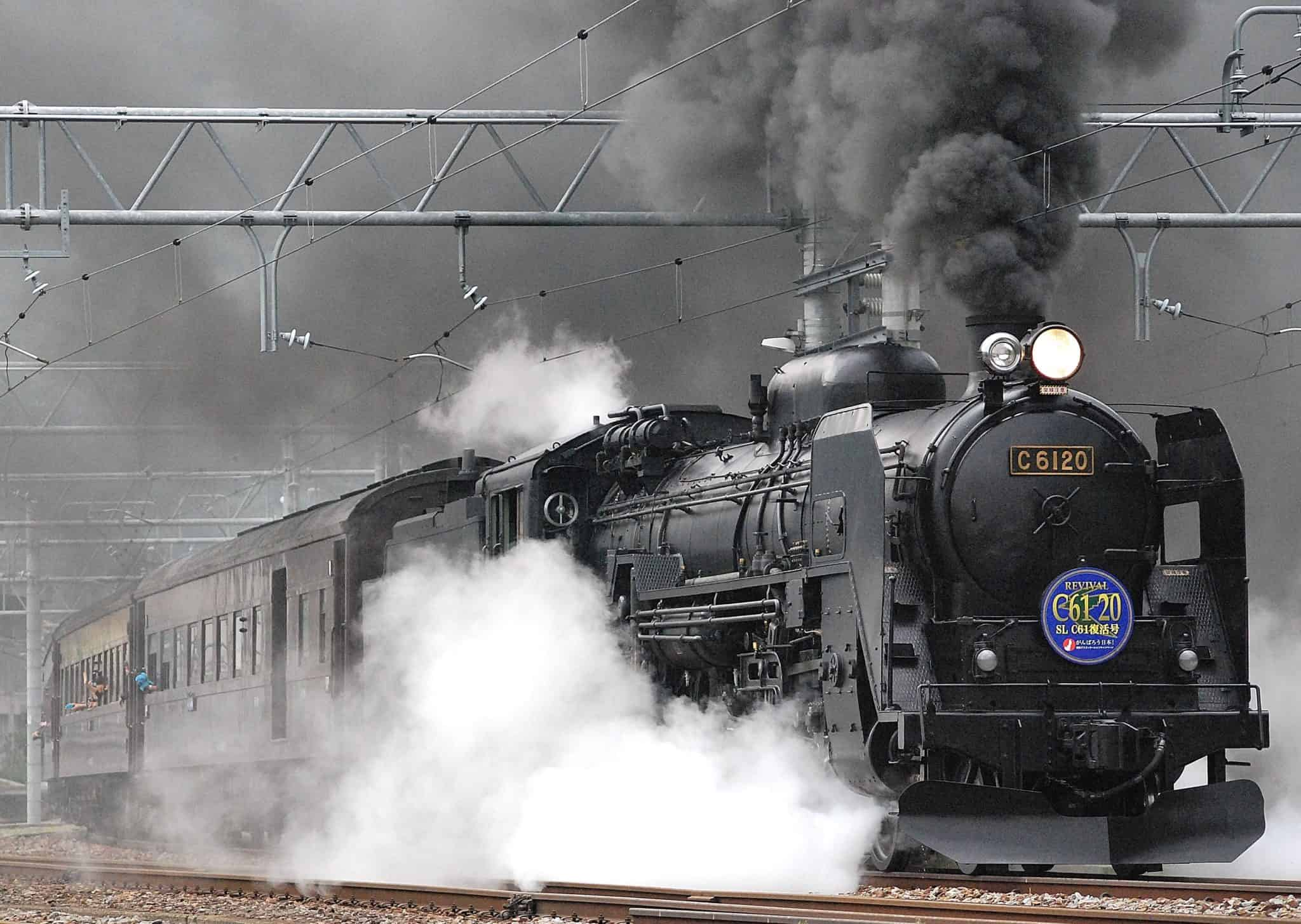 "Featured image for ""Steam Engine Train Rides in Virginia and West Virginia"""