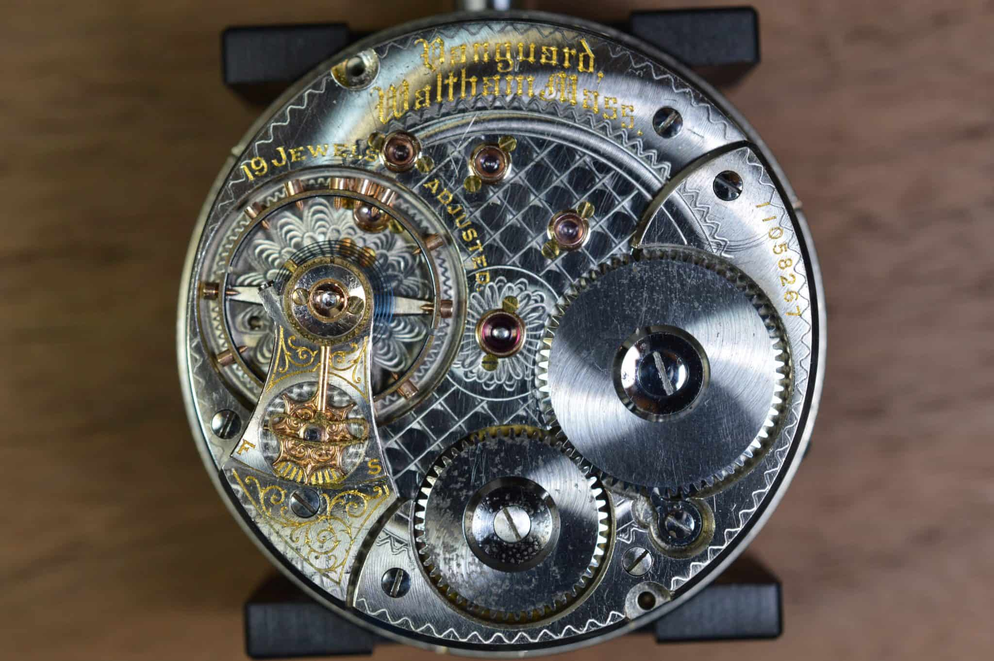"""Featured image for """"Best Railroad Pocket Watch – Railroad Approved?"""""""