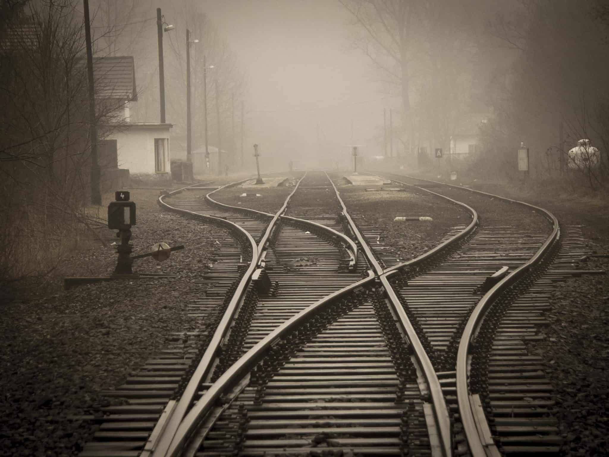 """Featured image for """"Is it legal to put coins on a railroad track?"""""""